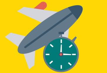 Blijf bij de tijd met de Wereldklok app