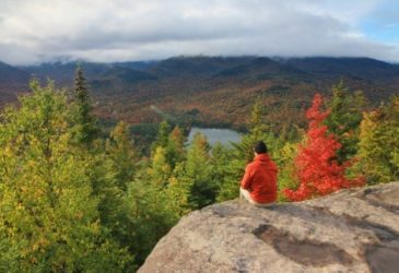 Indian summer in America's wild east