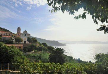 Touren door het maquis van Corsica