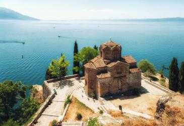 Macedonië, de parel van de Balkan!