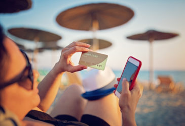 Vakantie en je creditcardlimiet… Houd rekening met de waarborg