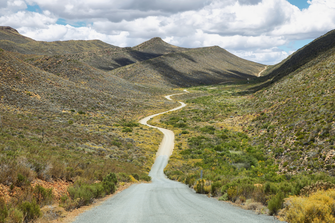 Cederberg in Zuid-Afrika