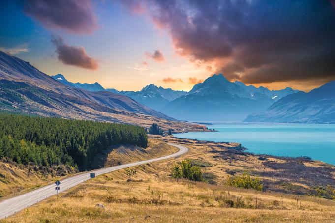 Nieuw-Zeeland natuur