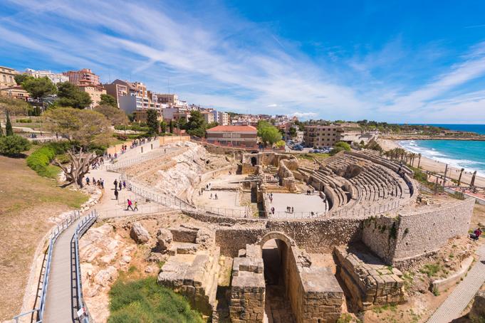 Tarragona oude stad