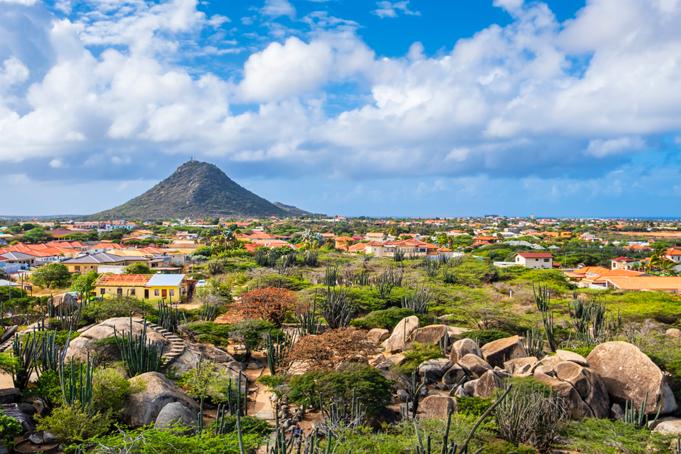 Aruba, ABC-eilanden