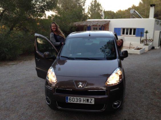 Libelle goes Ibiza