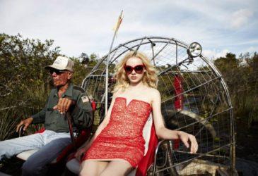 Fotoshoot Florida voor RED Magazine