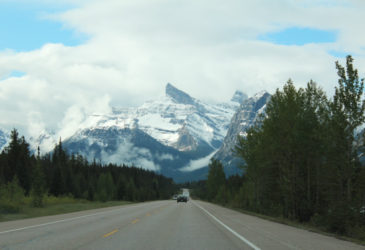 Droomroute: Icefields Parkway, Canada