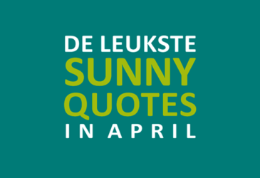 De 4 leukste quotes van april 2016