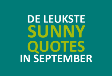 De leukste quotes van september 2017