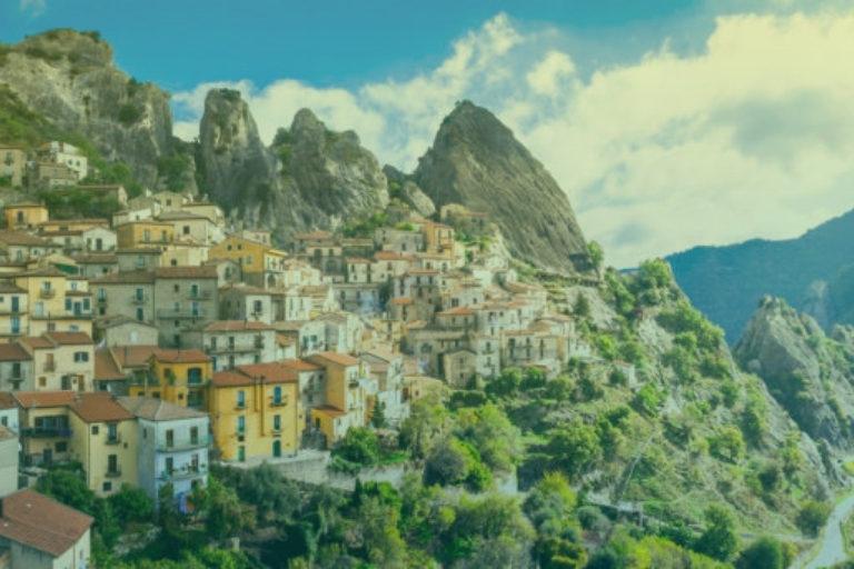 castelmezzano-italie