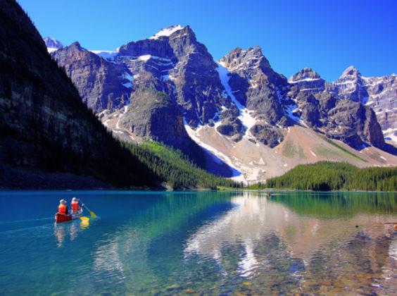 Magie in de Rocky Mountains
