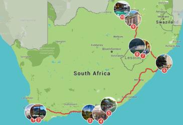 Superhandig: Mijn Zuid-Afrika Planner