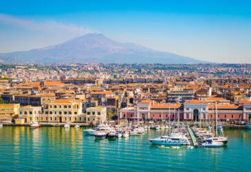 Sicilië is genieten met een hoofdletter G!