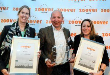 Sunny Cars wint Zoover award voor beste en populairste autoverhuurder van Nederland