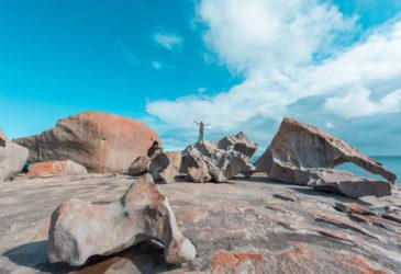 Op naar Kangaroo Island met Sam!