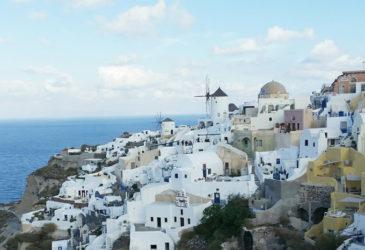 Magisch mooi Santorini