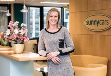 Maak kennis met Chantal van Sunny Cars!
