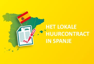 Lokaal huurcontract: Wat staat daar in het Spaans?