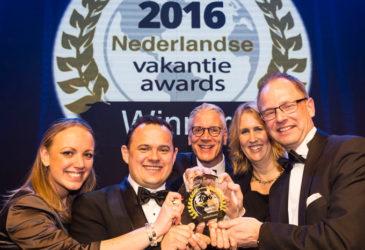 Winnaar Vakantie Award 2016  Autohuur