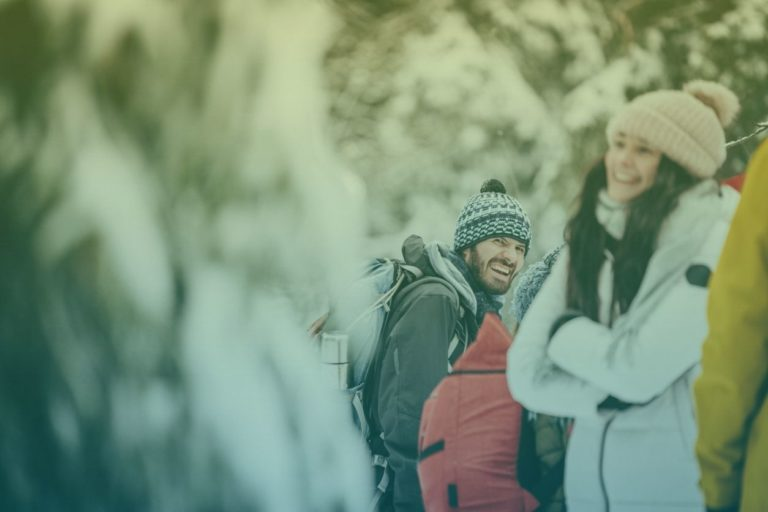 wintersport-huurauto-vrienden