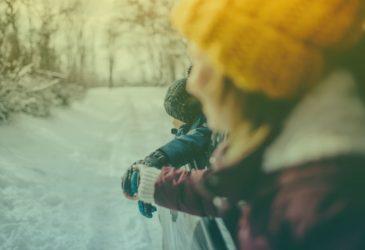 6 x dáárom is een huurauto handig voor je wintersport!
