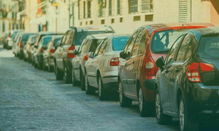 parkeren-weg-spanje