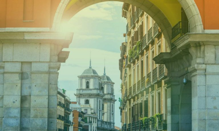 madrid-oude-stad