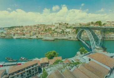 5 x met de huurauto Porto en omgeving verkennen
