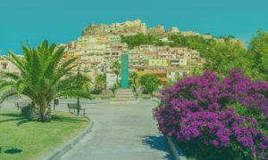 Castelsardo Sardinië