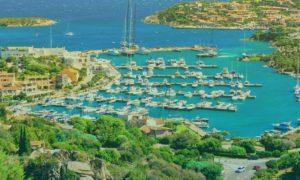 Costa Smeralda Sardinië