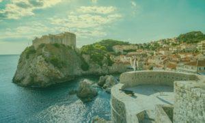 Dubrovnik Kroatië