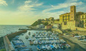 Livorno Italië