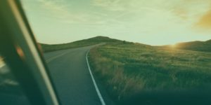 Roadtrip met huurauto