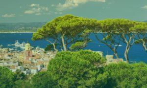 Saint Tropez Frankrijk