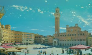 San Gimignano Italië